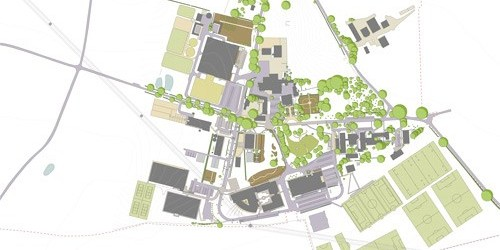 Easton College Masterplan