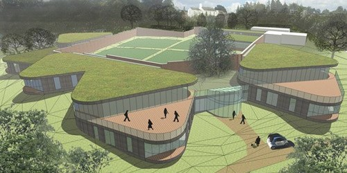 Colney Hall Masterplan