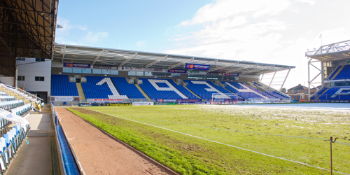 Moy's End Stand