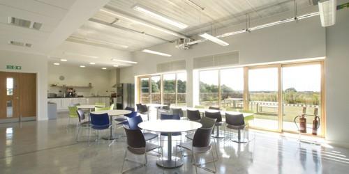 Sheringham Shoal Wind Farm Administration Base