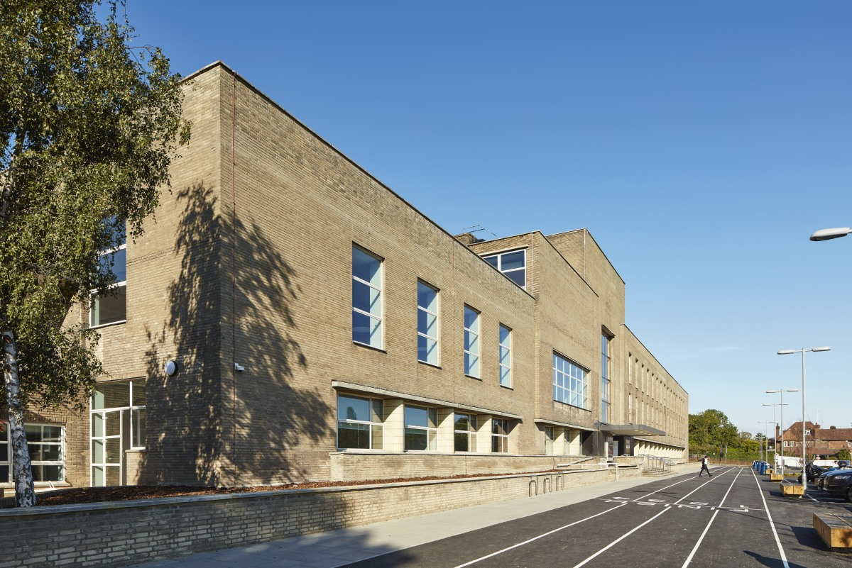 Lycee International de Londres - WembleySchool Photographed by P