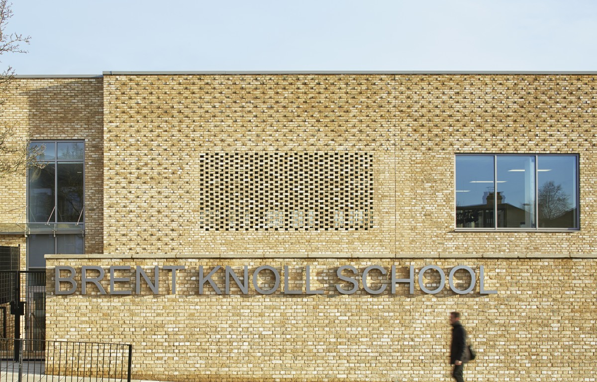 Brent Knoll School by LSI Architects photographed by Paul-Riddle