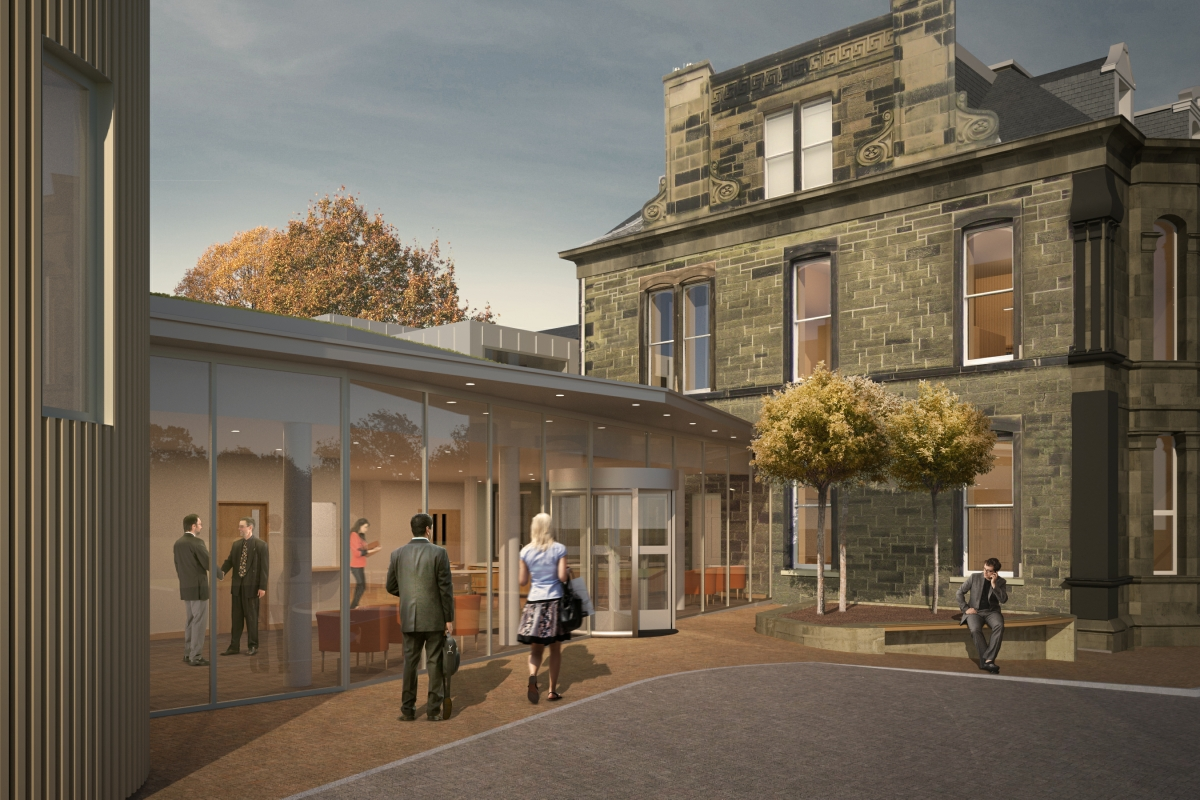 LSI-Architects_The-Edinburgh-Clinic_Planning-Permission_01
