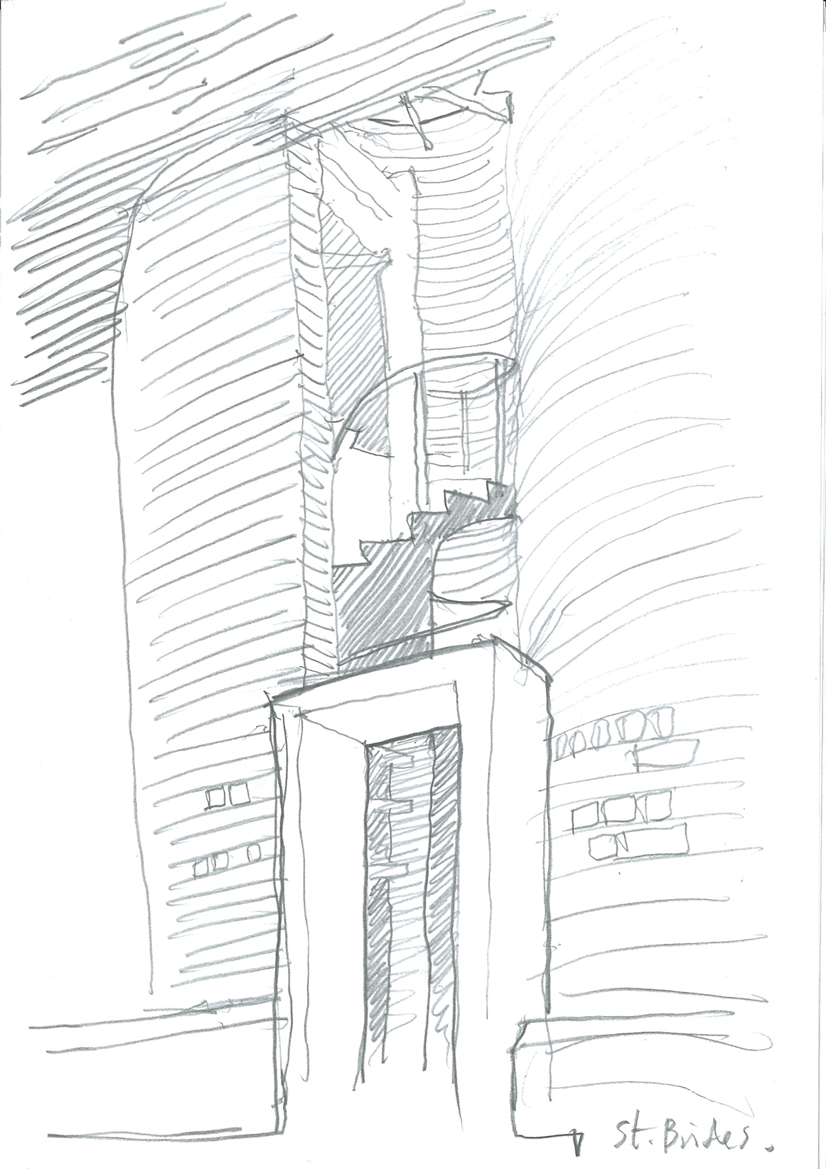 lsi-architects_st-brides-east-kilbride_glasgow_sketch_02