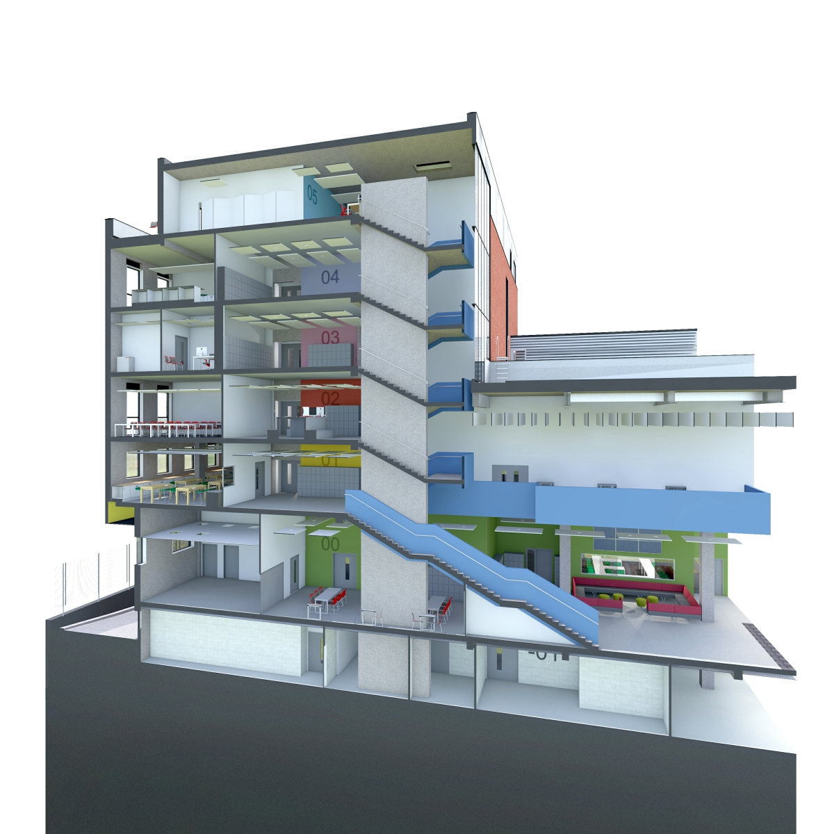 LSI-Architects_Ebury-Sir-Simon-Milton-UTC-Westminster_Section