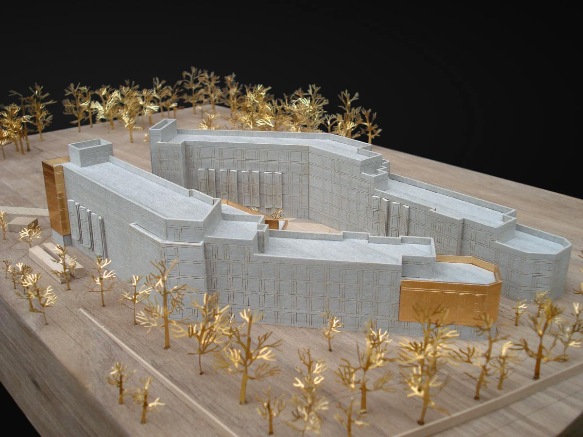 LSI-Architects_UEA-Blackdale-Model_01