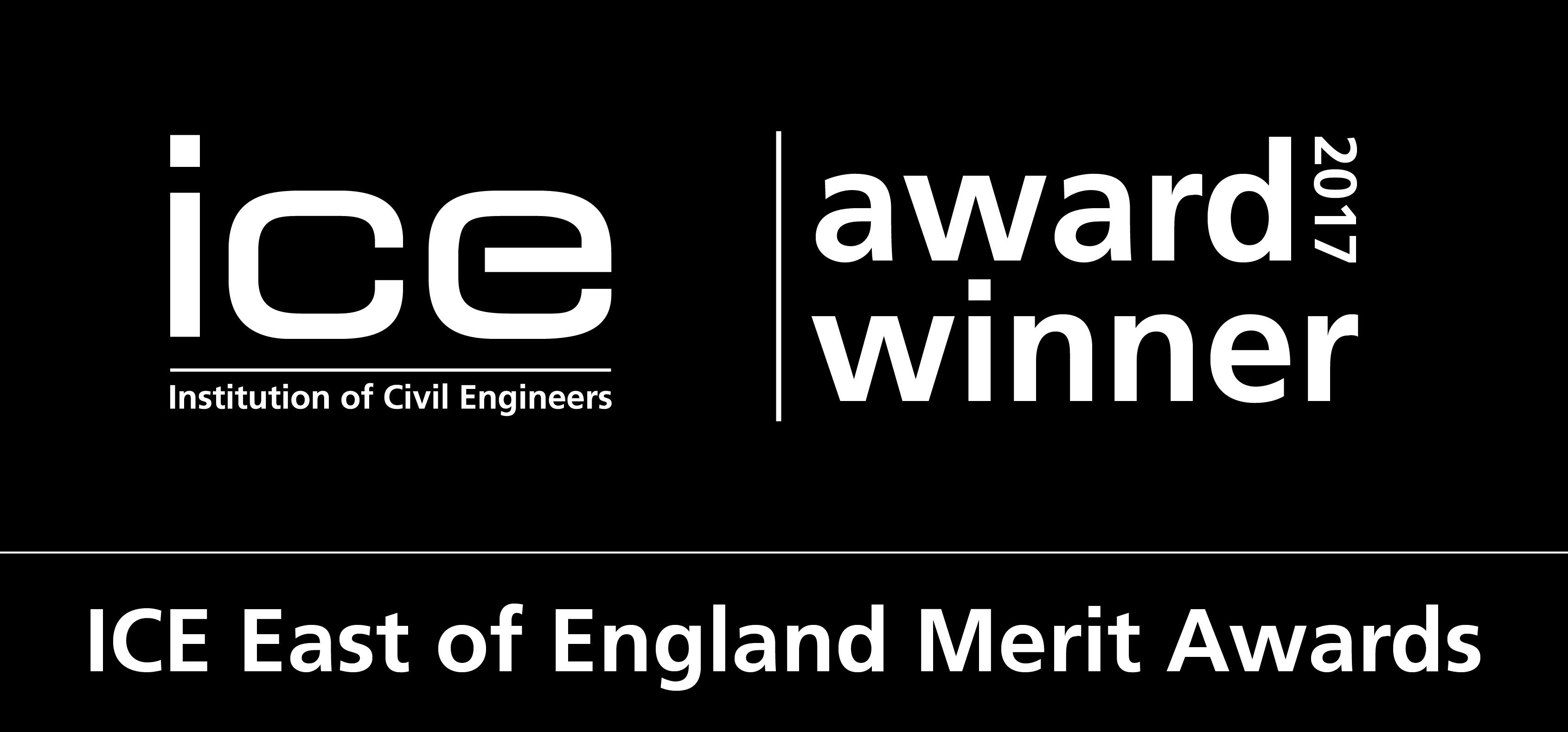Institute of Civil Engineering East of England Merit Awards