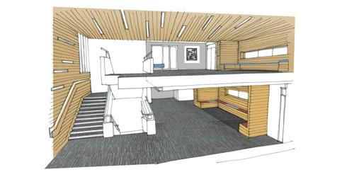 UEA Lecture Theatres