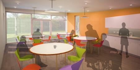 Beccles Hospital 'Dementia Friendly' Ward
