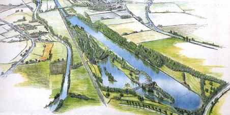 Cambridge Rowing Lakes