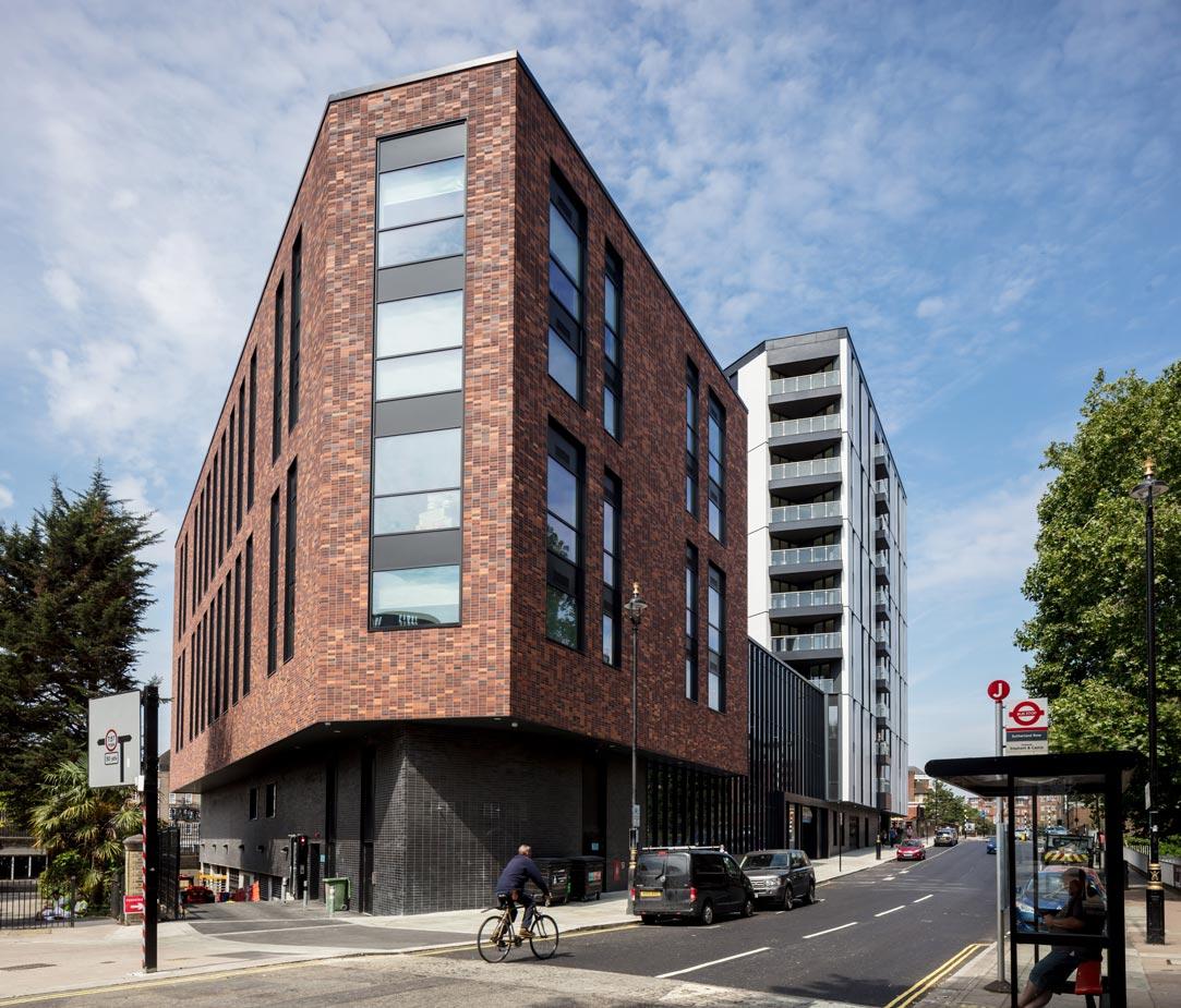 Ebury Place Development, Westminster