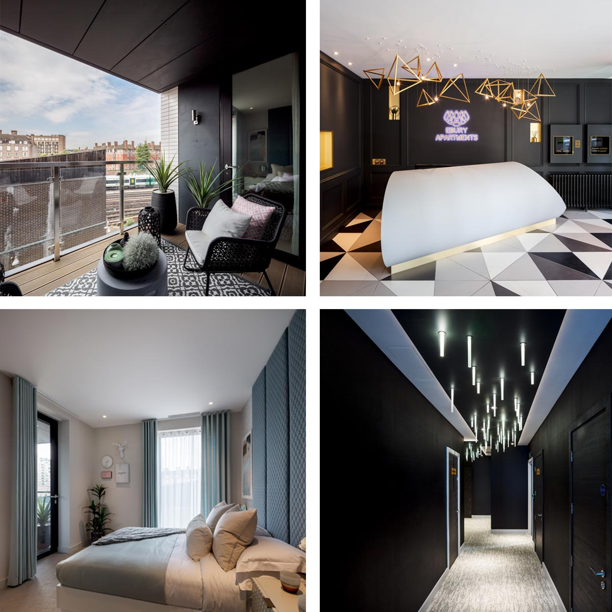 Apartments at Ebury Place Development, Westminster