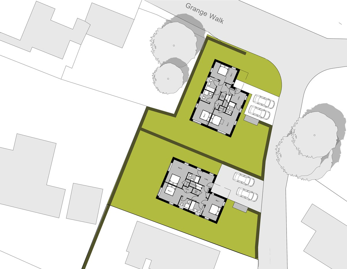 LSI Architects - Staitheway Road Site Plan