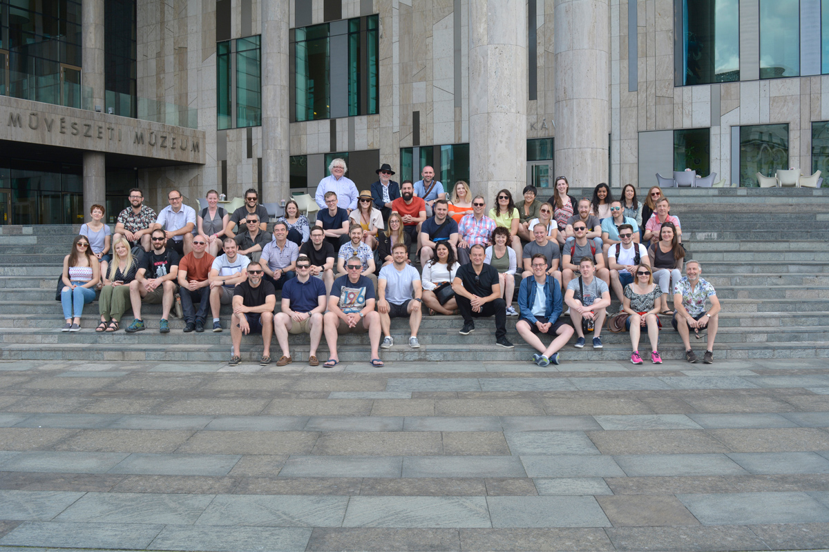 LSI-Architects-Budapest-Study-Trip-Group-Photo