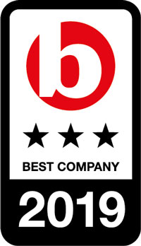 Sunday Times 100 Best Small Companies To Work For – 33rd