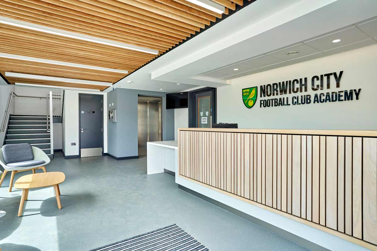 LSI Architects: NCFC Lotus Academy, Reception
